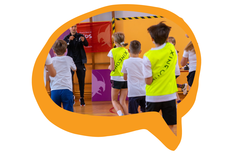 Sports workshops for schools