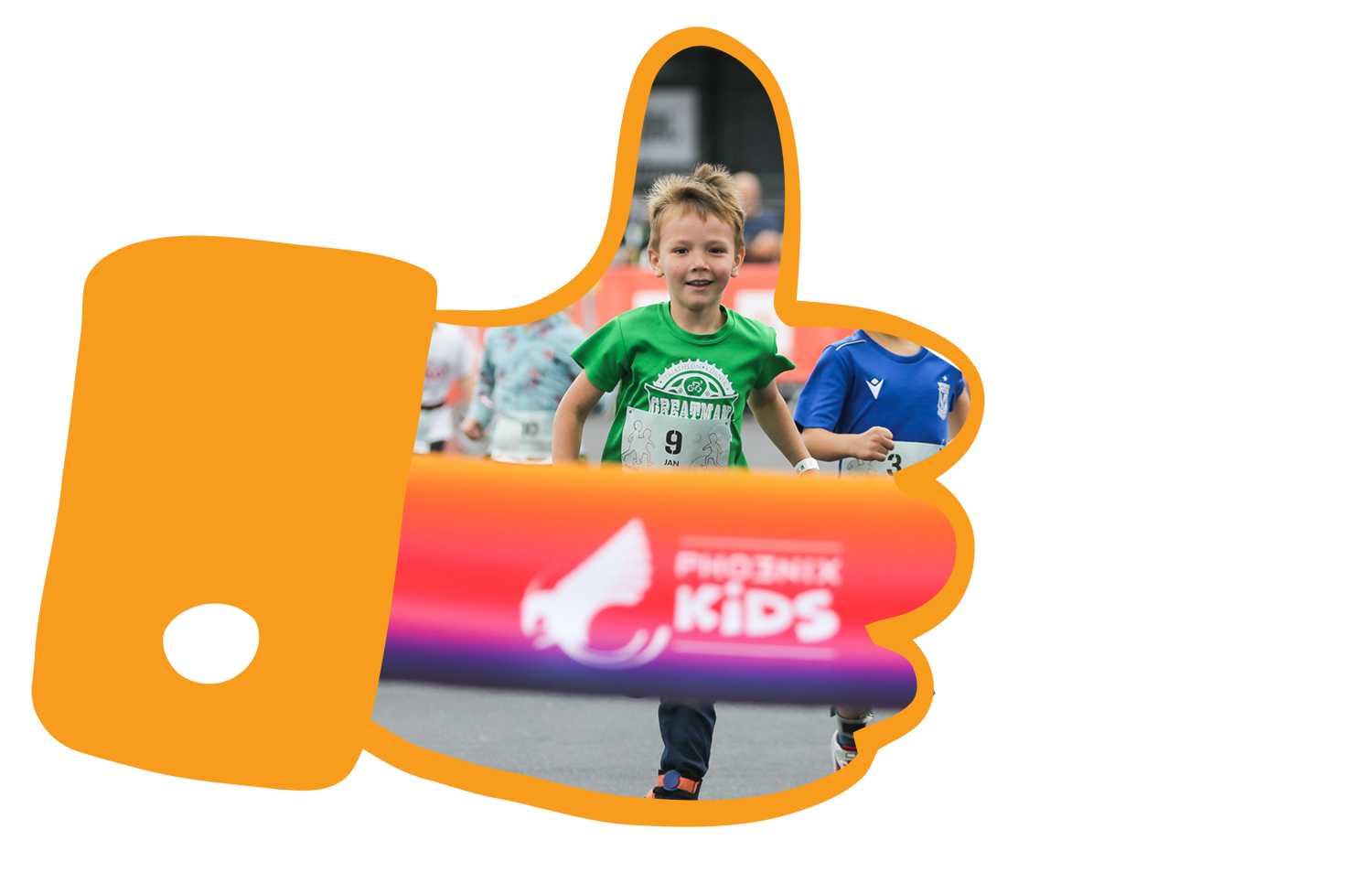 Sports competitions for children